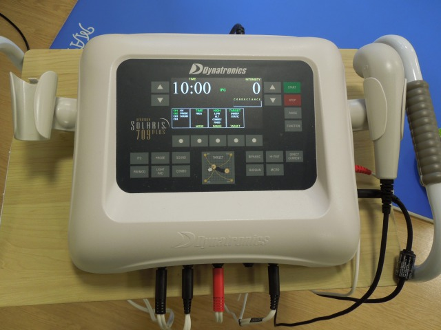 ダイナトロン治療器