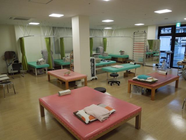 リハビリテーション室②