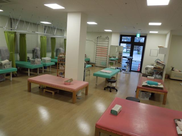 リハビリテーション室①